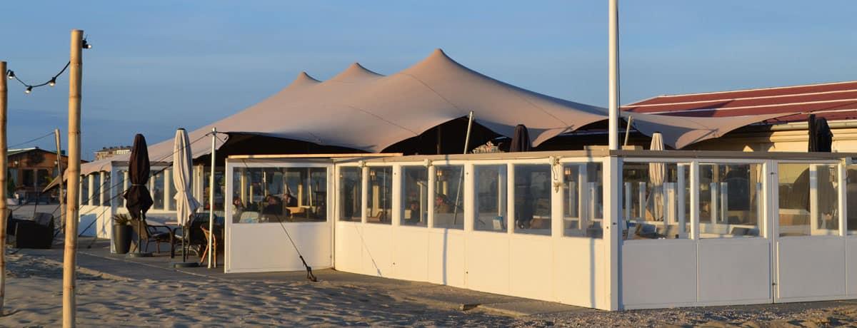 Stretchtent-op-het-strand