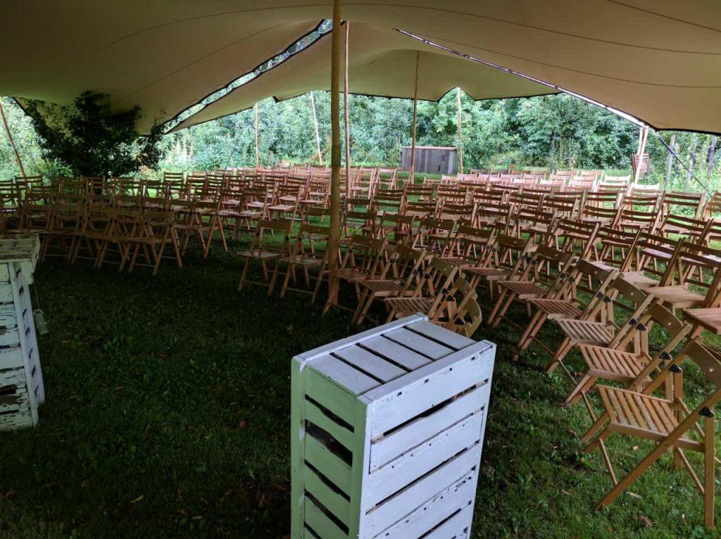 stretchtent bruiloft olmenhorst