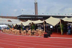 stretchtenten olympisch stadion amsterdam