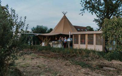 Zweedse Tipi Tent Stratus Amstelveen