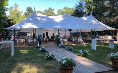 White Luxury voor bruiloft Lochem